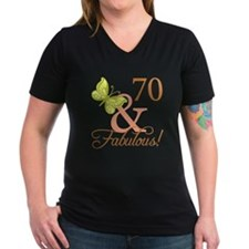 70 & Fabulous (Autumn) Shirt