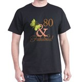 80 & Fabulous (Autumn) T-Shirt