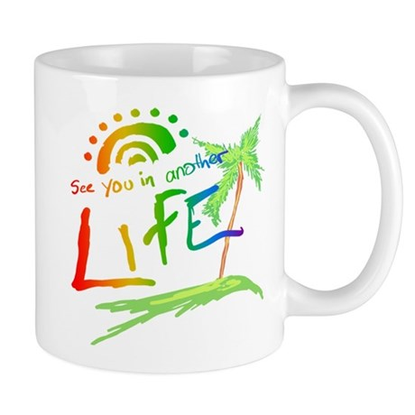 Another Life LOST Mug