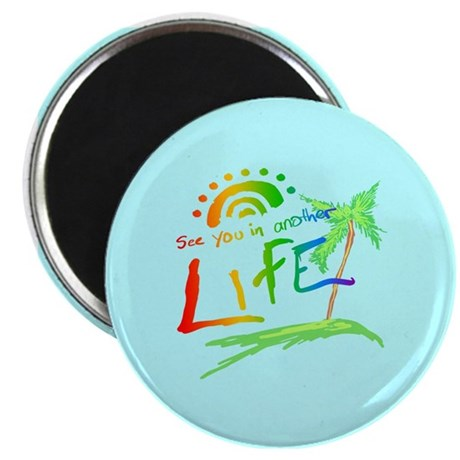 Another Life LOST Magnet