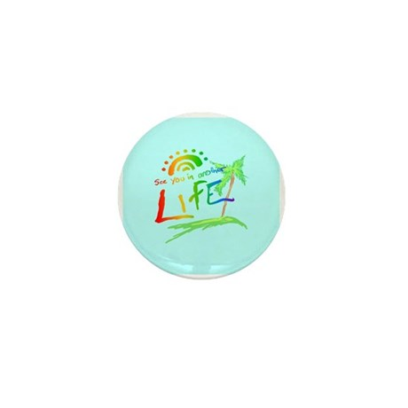Another Life LOST Mini Button