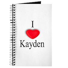 Kayden Journal