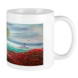 """Terrace on The Wharf"" Mug"