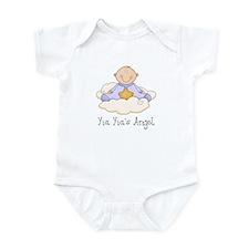 Yia Yia's Angel (Baby Boy) Infant Bodysuit