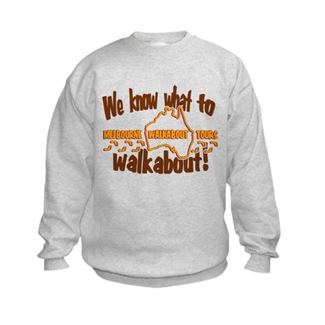 Melbourne Walkabout LOST Kids Sweatshirt
