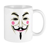 Guy Fawkes Small Mug