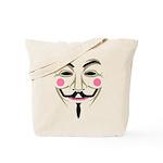 Guy Fawkes Tote Bag