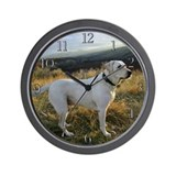 Labrador Wall Clock