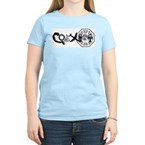 Lost Coexist Women's Light T-Shirt