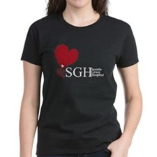 Seattle Grace Hospital Women's Dark T-Shirt