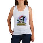 Lady Amherst Pheasant Women's Tank Top