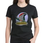 Lady Amherst Pheasant Women's Dark T-Shirt