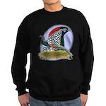 Lady Amherst Pheasant Sweatshirt (dark)