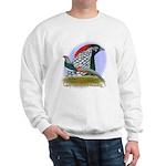 Lady Amherst Pheasant Sweatshirt