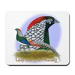 Lady Amherst Pheasant Mousepad
