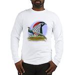 Lady Amherst Pheasant Long Sleeve T-Shirt
