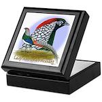 Lady Amherst Pheasant Keepsake Box