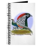 Lady Amherst Pheasant Journal