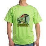 Lady Amherst Pheasant Green T-Shirt