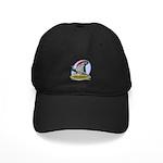 Lady Amherst Pheasant Black Cap
