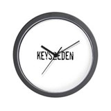 Eden Wall Clock