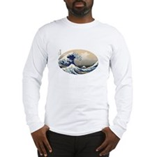 Great Wave Long Sleeve T-Shirt