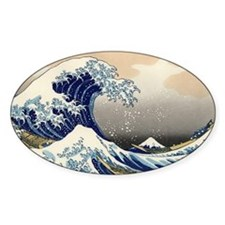 Great Wave Decal