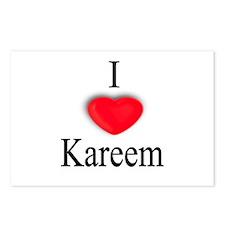Kareem Postcards (Package of 8)