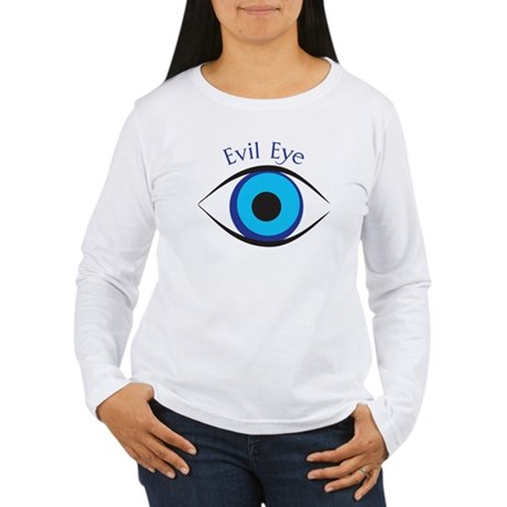 Evil Eye Women's Long Sleeve T-Shirt