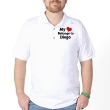 My Heart: Diego T-Shirt