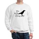 Raven & Writing Desk Jumper