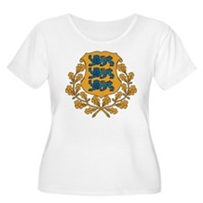 Estonia Coat of Arms T-Shirt