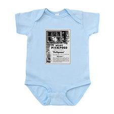 Mary Pickford Pollyanna Infant Bodysuit
