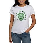 'Irish at Heart' Women's T-Shirt