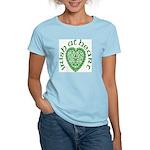 'Irish at Heart' Women's Light T-Shirt