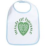 'Irish at Heart' Bib