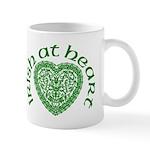 'Irish at Heart' Mug