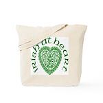 'Irish at Heart' Tote Bag
