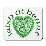 'Irish at Heart' Mousepad