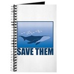 Save The Whales Journal