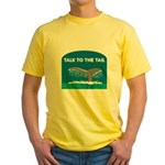 Whale Yellow T-Shirt