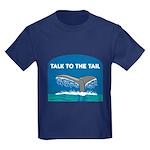Whale Kids Dark T-Shirt