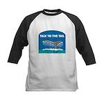 Whale Kids Baseball Jersey