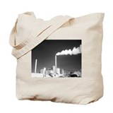 Cool Power plant Tote Bag