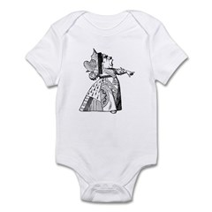 Off With Her Head! Infant Bodysuit