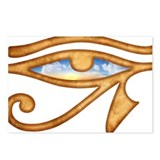Eye of Horus Postcards (Package of 8)