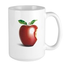 NY New York Apple Mug