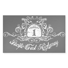 Grungy Graphic PCH Decal