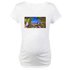 Tropical Paradise Art Shirt