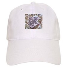 Tropical Paradise Art Cap
